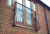 Wrought Iron Balconies, Balustrades, Enclosures 1
