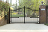 Wrought Iron Gate 3