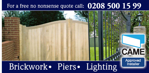 CAME Electric Gates Bedfordshire